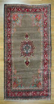 Sale 8653C - Lot 61 - Persian Tabriz 310cm x 152cm