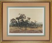 Sale 8888 - Lot 2019 - Trevor Riach (1958 - ) - Western Landscape 45 x 60 cm