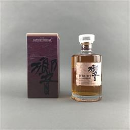 Sale 9120W - Lot 1423 - Hibiki 'Blenders Choice' Blended Japanese Whisky - 43% ABV, 700ml in box