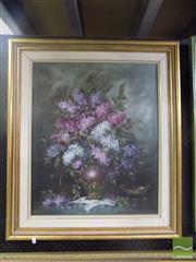 Sale 8483 - Lot 2020 - Judith Balogh (1944 - ) - Still Life 60 x 50cm