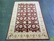 Sale 8539 - Lot 1048 - Cadrys Afghan Hezari Rug (251 x 164cm)