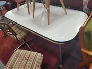 Sale 8676 - Lot 1109 - Vintage Formica Table