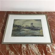 Sale 8795K - Lot 60 - William E. Tristram watercolour