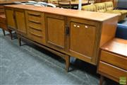 Sale 8511 - Lot 1005 - G-Plan Fresco Teak Sideboard