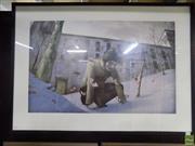 Sale 8561 - Lot 2050 - Jonathan Viner - Untitled 79 x 11cm (frame size)