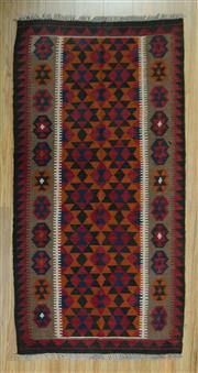 Sale 8643C - Lot 57 - Afghan Kilim 100cm x 200cm
