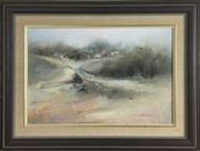 Sale 8795K - Lot 61 - John Lovett oil on board