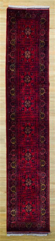 Sale 8601C - Lot 71 - Afghan Khol Mohomadi Biljic 403x78