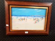 Sale 8695 - Lot 2060 - Don Fraser - Untitled, Oil SLL
