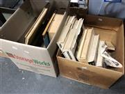 Sale 8789 - Lot 2368 - 2 Boxes of European Art Books incl Copella Sistina Instituto Geografico de Agostini Novara 1959