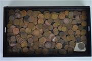 Sale 8396 - Lot 11 - Australian Pennies & Half Pennies