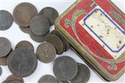 Sale 8470 - Lot 6 - Assorted British Coins