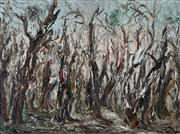 Sale 8838 - Lot 555 - Sali Herman (1898 - 1993) - Bush Landscape, 1975 46 x 61cm
