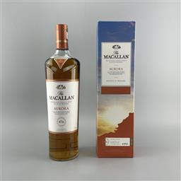 Sale 9142W - Lot 1065 - The Macallan Distillers Aurora Highland Single Malt Scotch Whisky - Taiwanese Travel Exclusive, 40% ABV, 1000ml in box