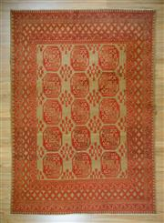 Sale 8653C - Lot 64 - Afghan Filpa 286cm x 197cm