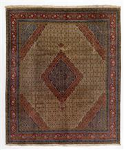 Sale 8770C - Lot 56 - A Persian Mood Iranian Rug, Khorasan Region, Very Fine Wool And Silk Pile., 290 x 243cm