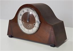 Sale 9191 - Lot 1019 - Art deco mantle clock