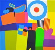 Sale 8492A - Lot 5046 - Paul Blomkamp (1949 - ) - The Bright Hours 59.5 x 65cm