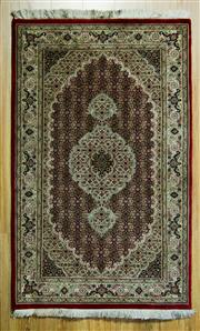 Sale 8601C - Lot 74 - Persian Tabriz 155x93