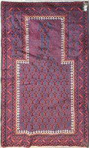 Sale 8822 - Lot 1552 - Persian Balouchi (150 x 90cm)