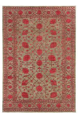Sale 9141C - Lot 26 - AFGHAN REVIVAL BAMYAN, 200x285cm, Handspun Ghazni Wool
