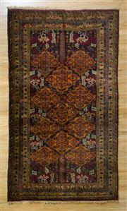 Sale 8653C - Lot 66 - Afghan Yusufi 270cm x 160cm