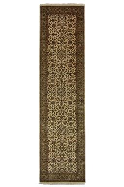 Sale 9141C - Lot 27 - INDIAN CLASSIC JAIPURI, 105X420CM, HANDSPUN WOOL