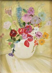 Sale 8642A - Lot 5093 - Marlene Antico - Still Life, 2017 28.5 x 20cm (frame: 42 x 33cm)