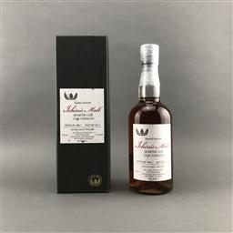 Sale 9120W - Lot 1409 - 1991 Chichibu Distillery 'Ichiros Malt - Quarter Cask' Cask Strength Single Malt Japanese Whisky - 57% ABV, 700ml in presentation box