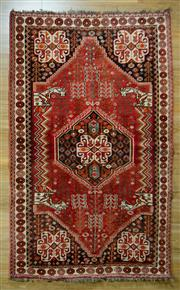 Sale 8653C - Lot 67 - Persian Shiraz 243cm x 150cm