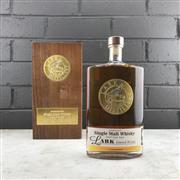 Sale 9088W - Lot 83 - Lark Distillery Cask Strength Limited Release Small Cask Aged Single Malt Tasmanian Whisky - bottle no. 12/94, 65.2% ABV, 500ml in...
