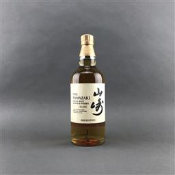 Sale 9120W - Lot 1411 - Yamazaki Distillery 'Puncheon' Single Malt Japanese Whisky - 2020 limited edition, 48% ABV, 700l
