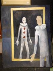 Sale 8622 - Lot 2055 - Lauren Watson - Friday Morning, Acrylic on Canvas