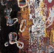 Sale 8316 - Lot 566 - Liz Cuming (1956 - ) - Abstract 122 x 122cm