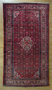 Sale 8653C - Lot 69 - Persian Hussienabad 300cm x 165cm