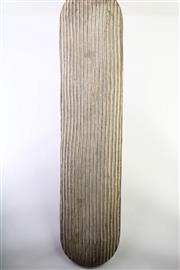 Sale 8806 - Lot 51 - Possibly Western Australian Indigenous Shield L:121cm