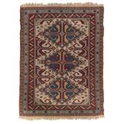 Sale 8880C - Lot 49 - Caucasian Vintage Kelim Rug, 200x150cm, Handspun Wool