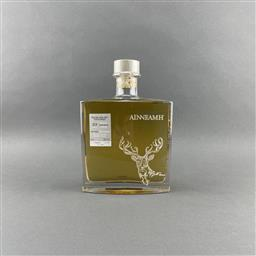 Sale 9120W - Lot 1492 - Ainneamh 'Glenn Keith Distillery' 19YO Highland Single Malt Scotch Whisky - cask strength, limited to one cask, cask no. 403, bottle.