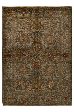 Sale 9141C - Lot 31 - AFGHAN REVIVAL BAMYAN, 200x285cm, Handspun Ghazni Wool