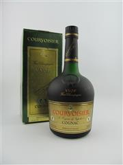 Sale 8353 - Lot 620 - 1x Courvoisier VSOP Cognac - old bottling in box