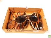 Sale 8582 - Lot 2366 - 6 Pairs of Sun Glasses