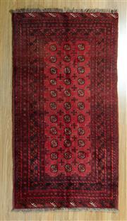 Sale 8717C - Lot 95 - Afghan Qunduzi 182cm x 101cm