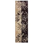 Sale 8880C - Lot 50 - Nepal STILEBK Collection Earth Carpet, 300x90cm, Tibetan Highland Wool
