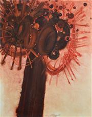Sale 8344 - Lot 565 - Stanislaus (Stan) Rapotec (1913 - 1997) - Untitled, 1972 125.5 x 99cm