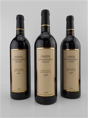 Sale 8498 - Lot 1867 - 3x 1998 Parker Coonawarra Estate Terra Rossa First Growth Cabernets, Coonawarra
