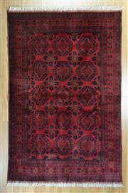 Sale 8653C - Lot 71 - Afghan Qunduzi 200cm x 125cm