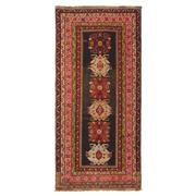 Sale 9061C - Lot 8 - Vintage Caucasian Karabagh Rug, Circa 1950, 130x280cm, Handspun Wool