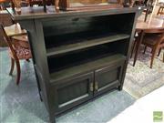 Sale 8545 - Lot 1052 - Oak Sideboard with Two Doors