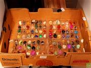 Sale 8582 - Lot 2395 - 112 Polished Semi Precious Gems