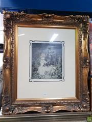 Sale 8645 - Lot 2001 - Norman Lindsay - The Innocence 82 x 71cm (frame size)